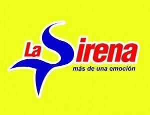 La Sirena - Fondo amarillo