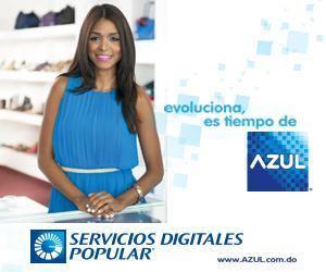 Banner Azul Popular