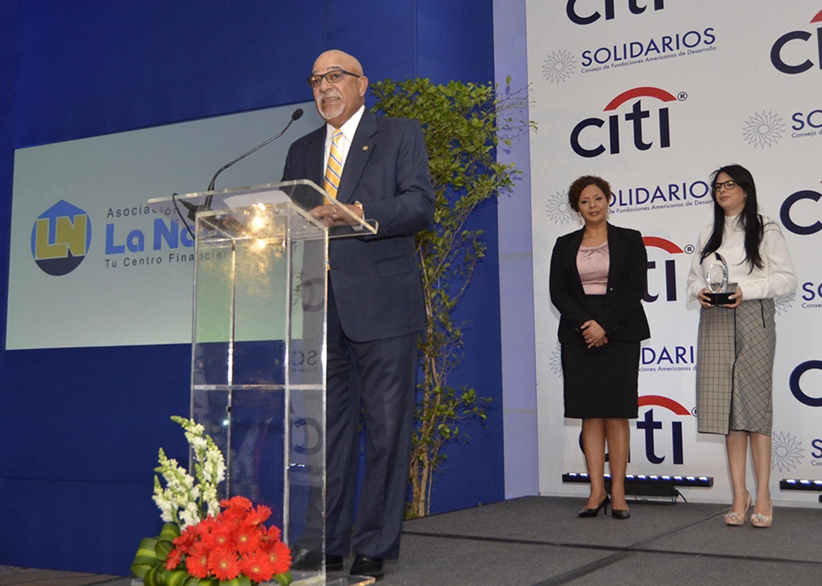 Asociación La Nacional, Institución Microfinanciera más Innovadora de República Dominicana