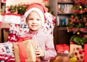 ¿Cómo Elegir el Regalo de Navidad de los más Pequeños?