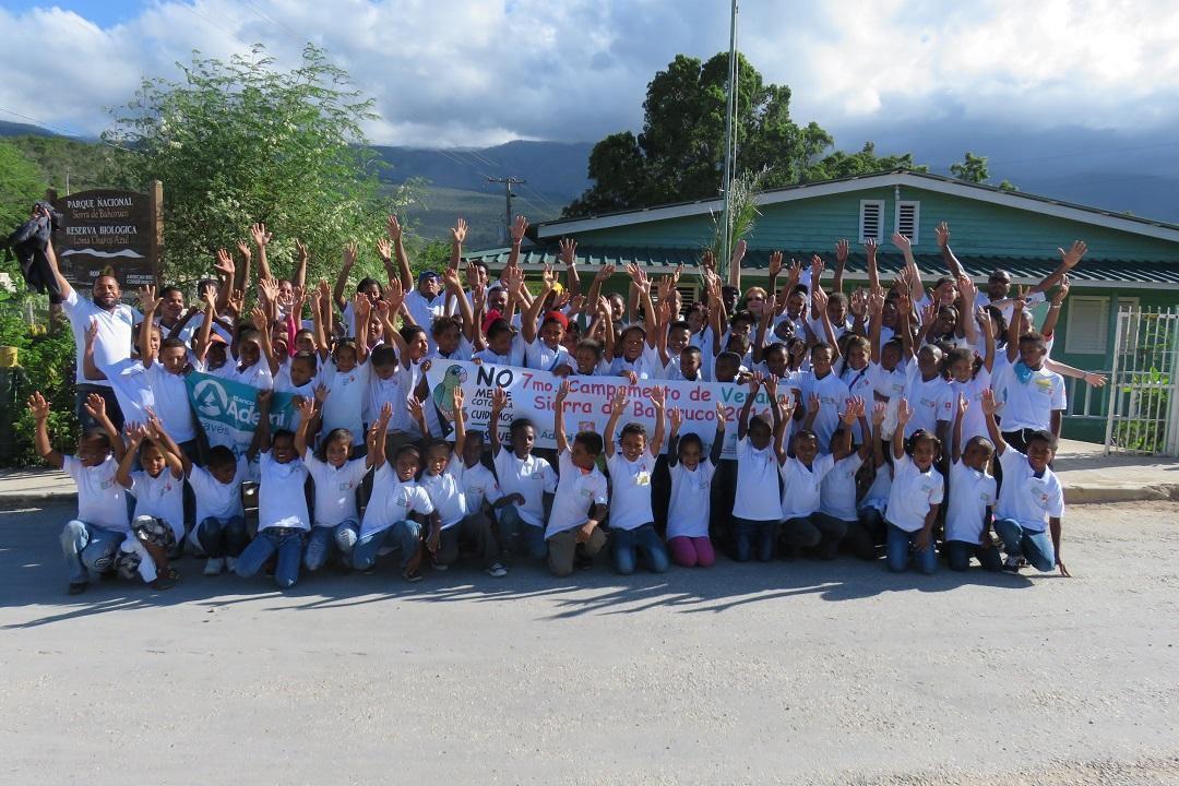 Banco Ademi beneficia 1,500 niños con campamentos de verano
