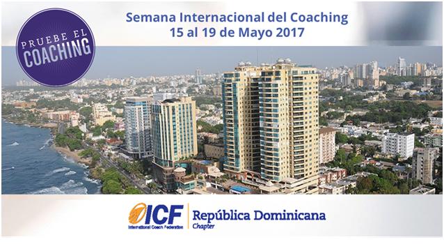 ICF RD celebrará la Semana Internacional del Coaching 2017