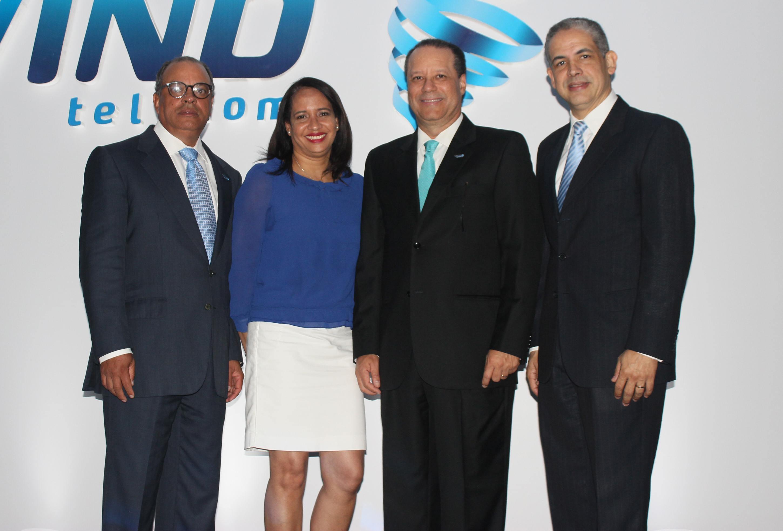 Expresan gratitud por 10mo aniversario de Wind Telecom