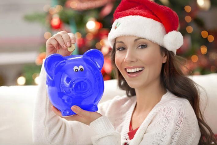 5 formas de ahorrar para Navidad