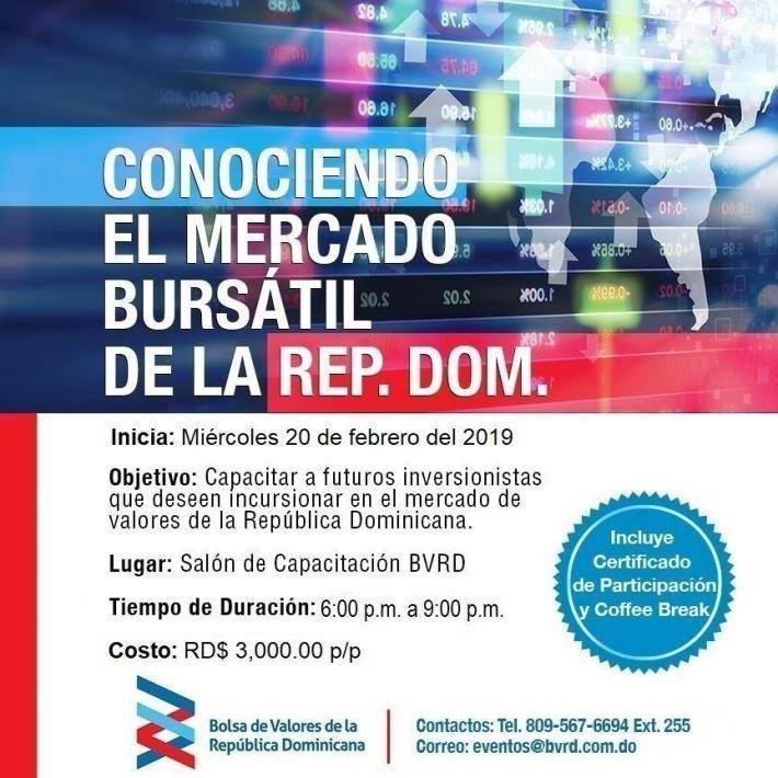 Mercado Bursátil Dominicano