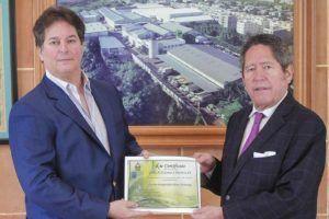 Certifican a la primera industriade plásticos biodegradables de RD