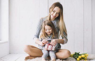 ahorra en el regalo de mama