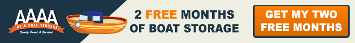 2 Free Months of Boat Storage