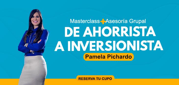 Masterclass+Asesoría Grupal: De Ahorrista a Inversionista