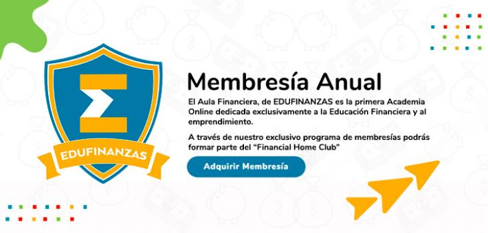 Membresia Anual AULA FINANCIERA